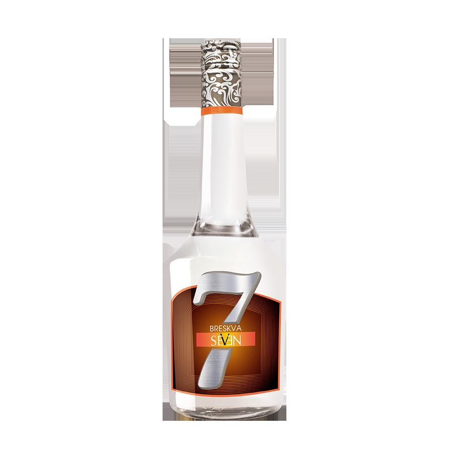 Liqueur Seven Peach