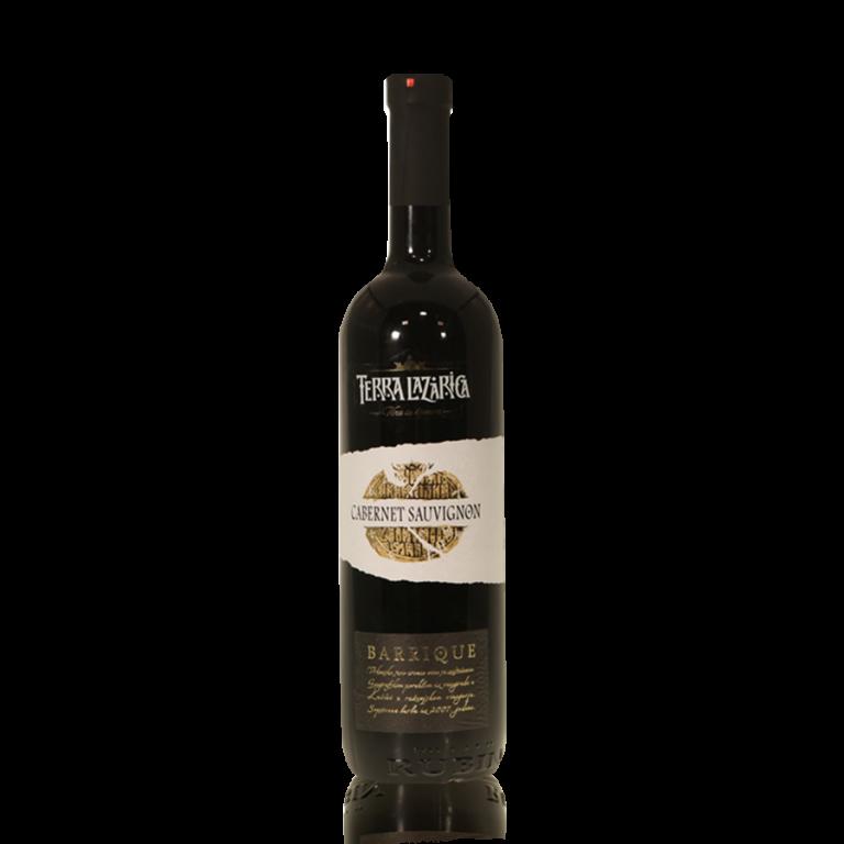 Terra Lazarica SAUVIGNON BLANC barrique大酒桶中白索维农葡萄
