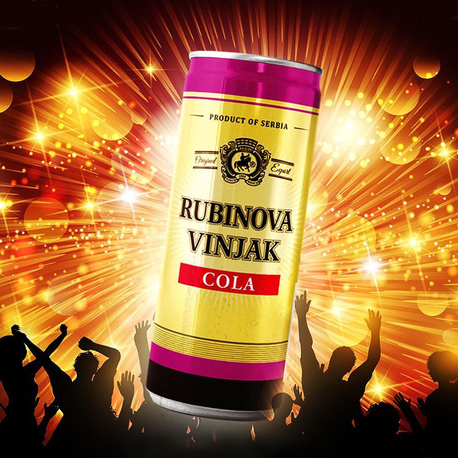 Vinjak Cola | Rubin