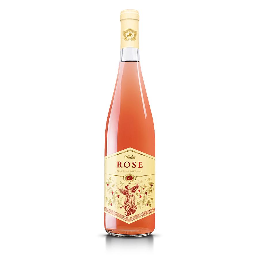 Roze 0.75l