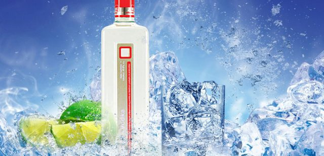 THE HIGHEST QUALITY VODKA