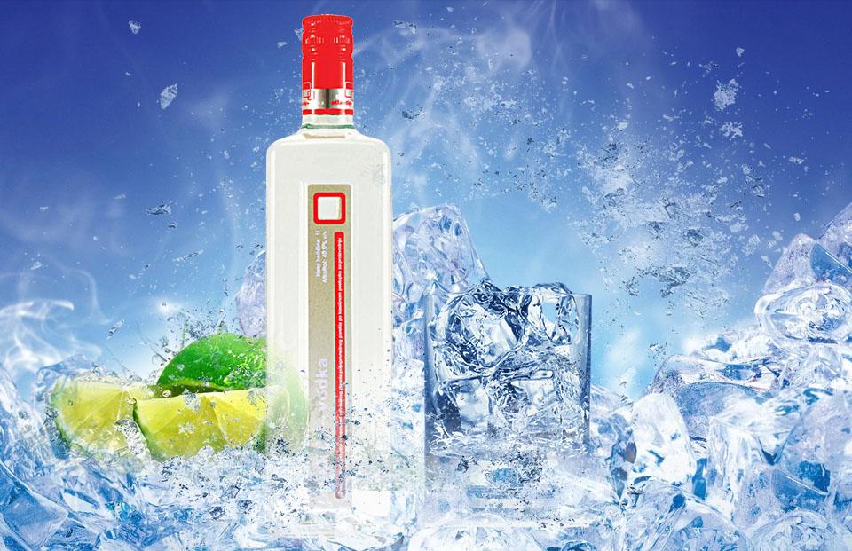 顶级质量标准伏特加酒